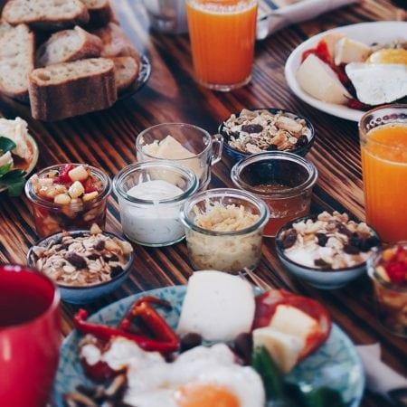 Gutes Essen frisch auf dem Tisch – Familienurlaub auf dem Bauernhof an der Algarve // HIMBEER