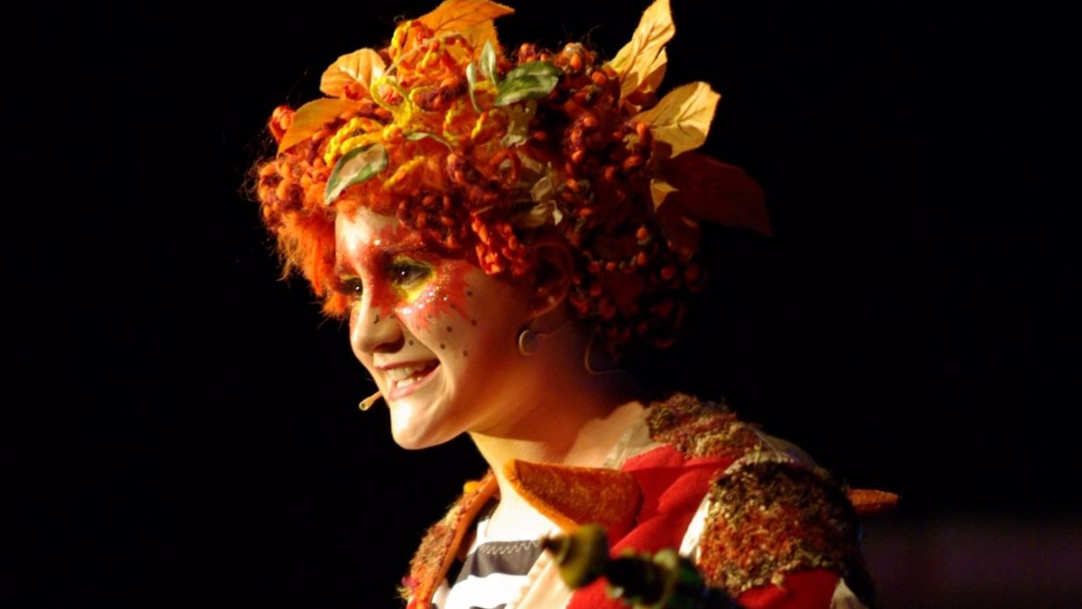 Kinder-Musical-Theater für Familien mit Kindern in Berlin // HIMBEER