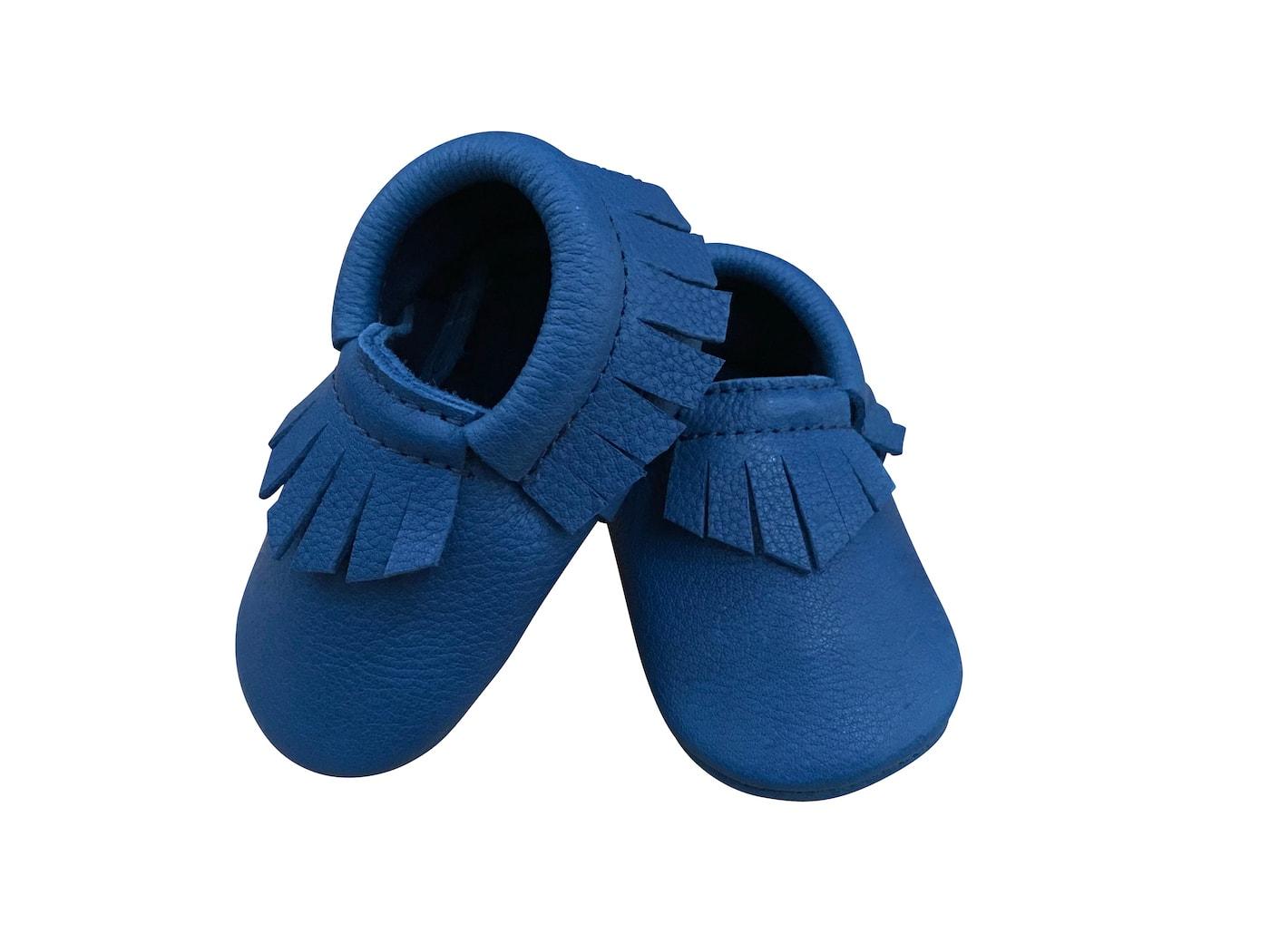 Baby-Schuhe von lilolucky von Familien mit Kindern getestet // HIMBEER