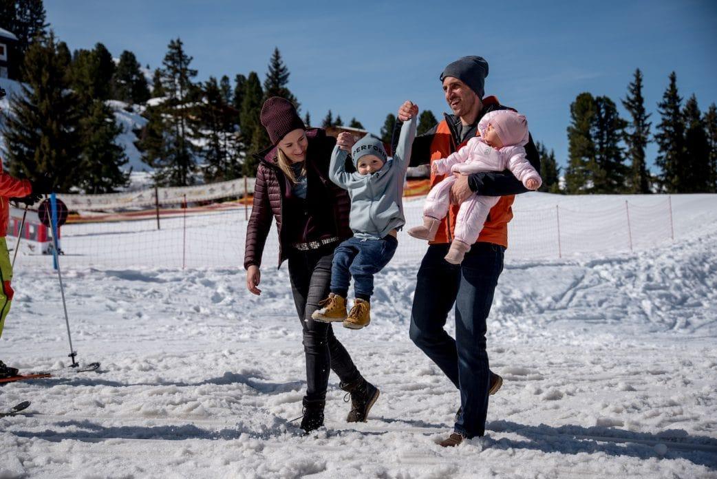 Unverzichtbares für den Familienurlaub im winterlichen Zillertal // HIMBEER
