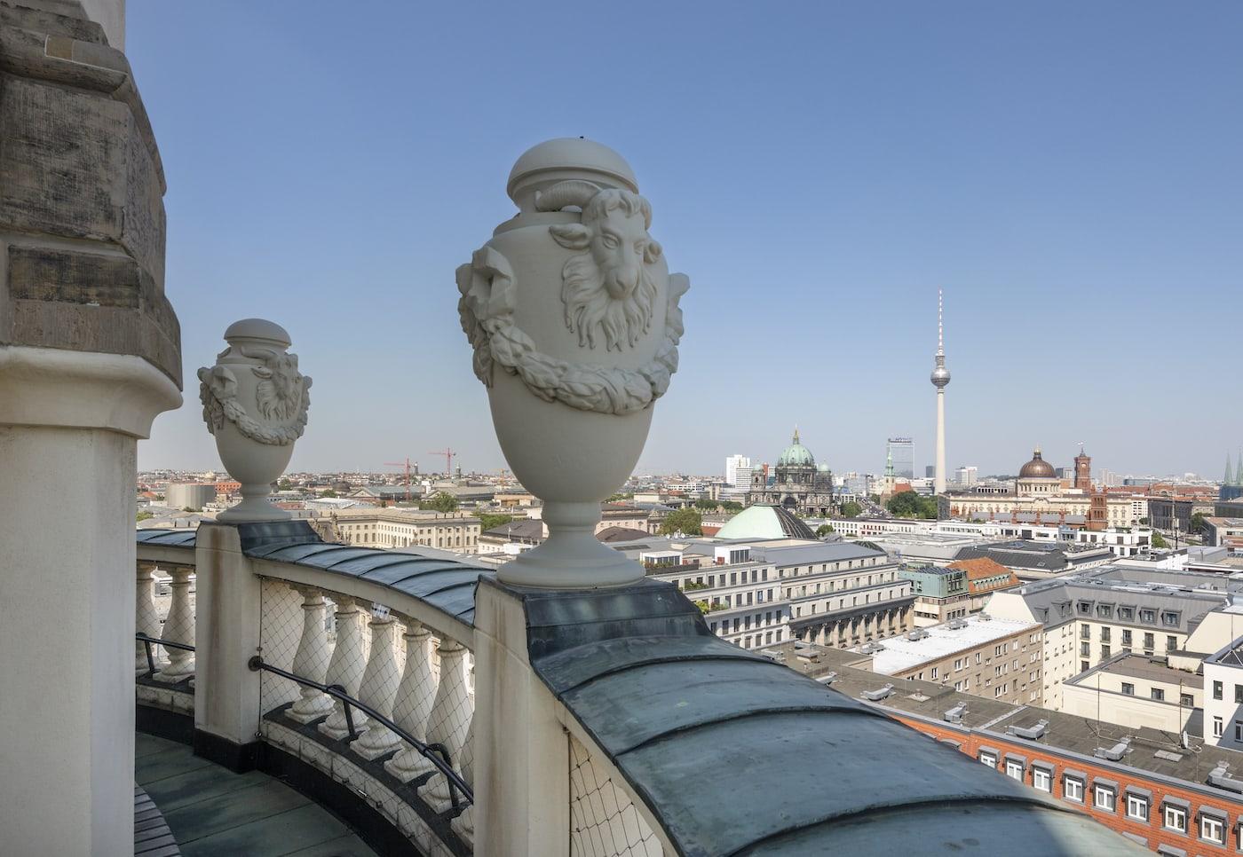 Aussichtspunkte in Berlin für Familien mit Kindern // HIMBEER