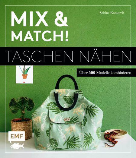 Bucket Bag im Metallic Look: Cover // HIMBEER