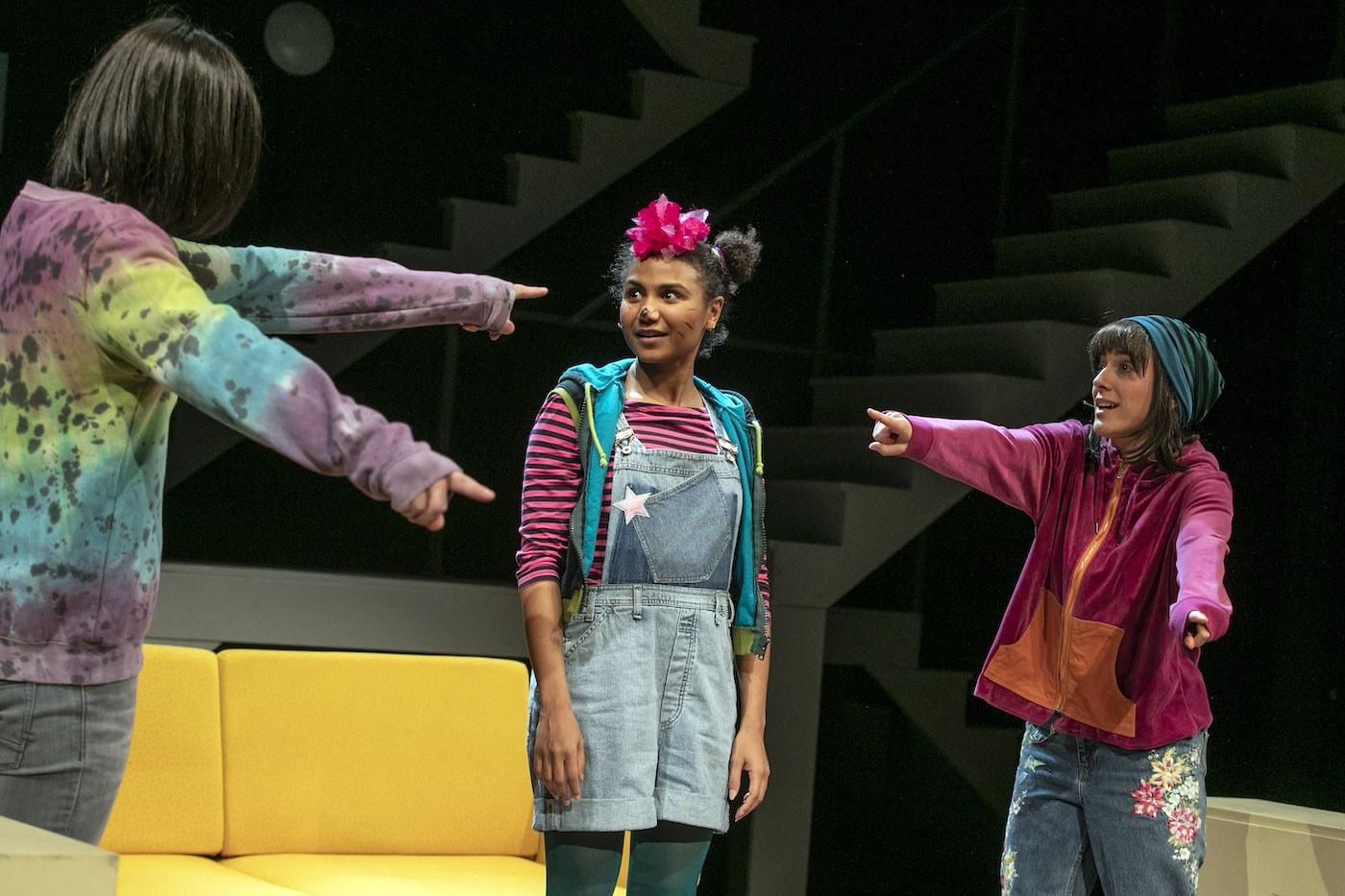 Kindertheater in den Berliner Winterferien – die besten Stücke für Kinder: Laura war hier im GRIPS Theater // HIMBEER