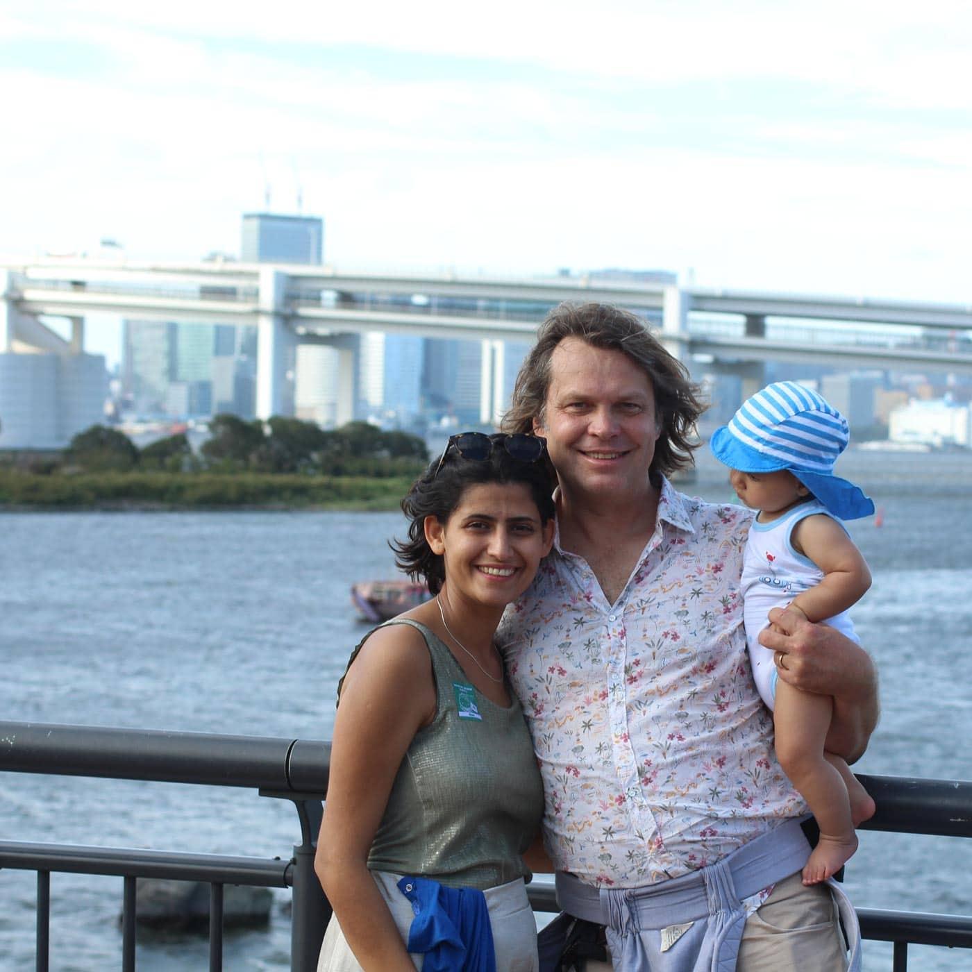 Japanreise mit Baby // HIMBEER