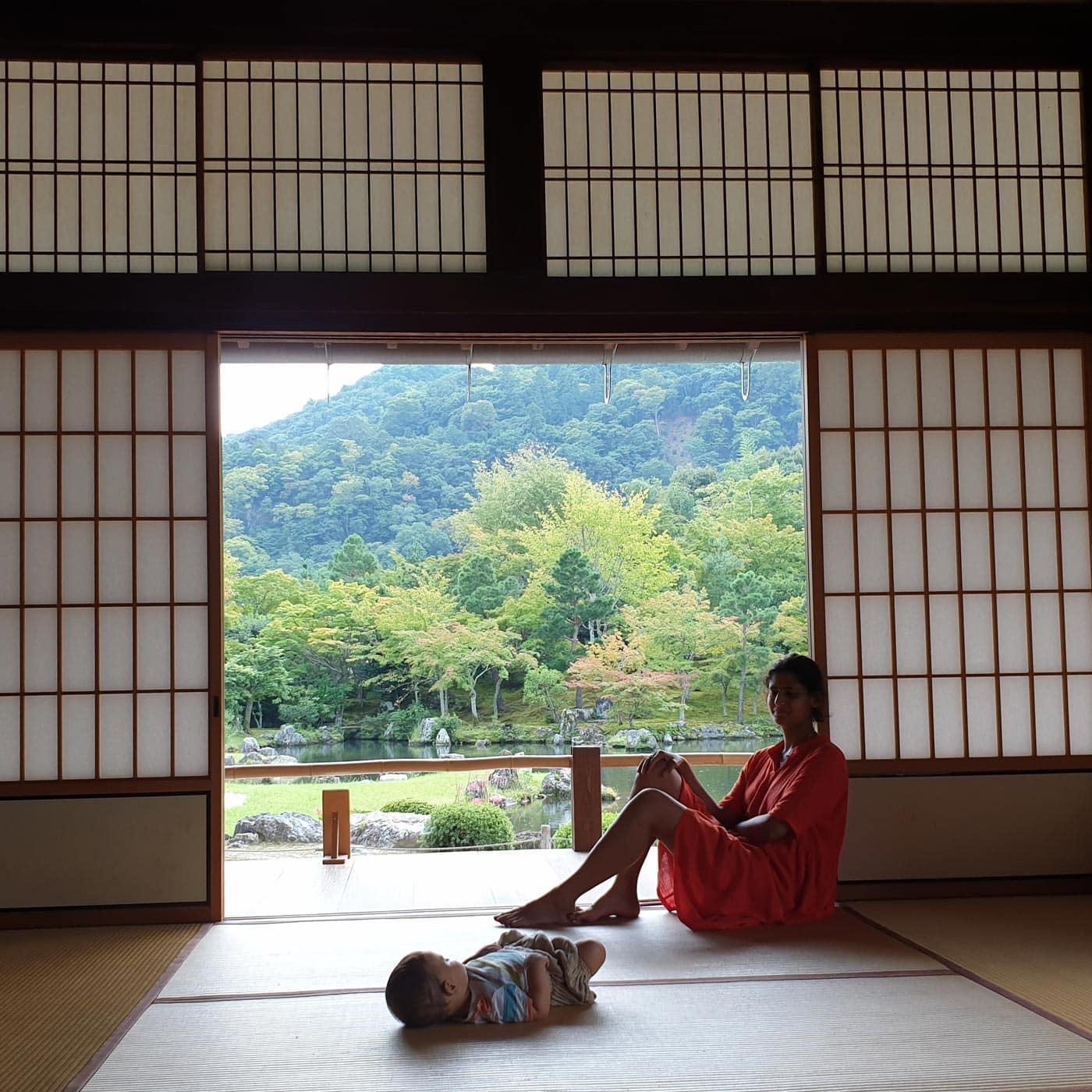 Japan mit Baby: Schöne Unterkünfte // HIMBEER
