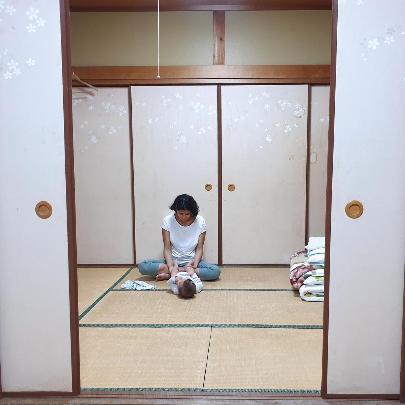 Japan mit Baby – Übernachten im Ryokan // HIMBEER