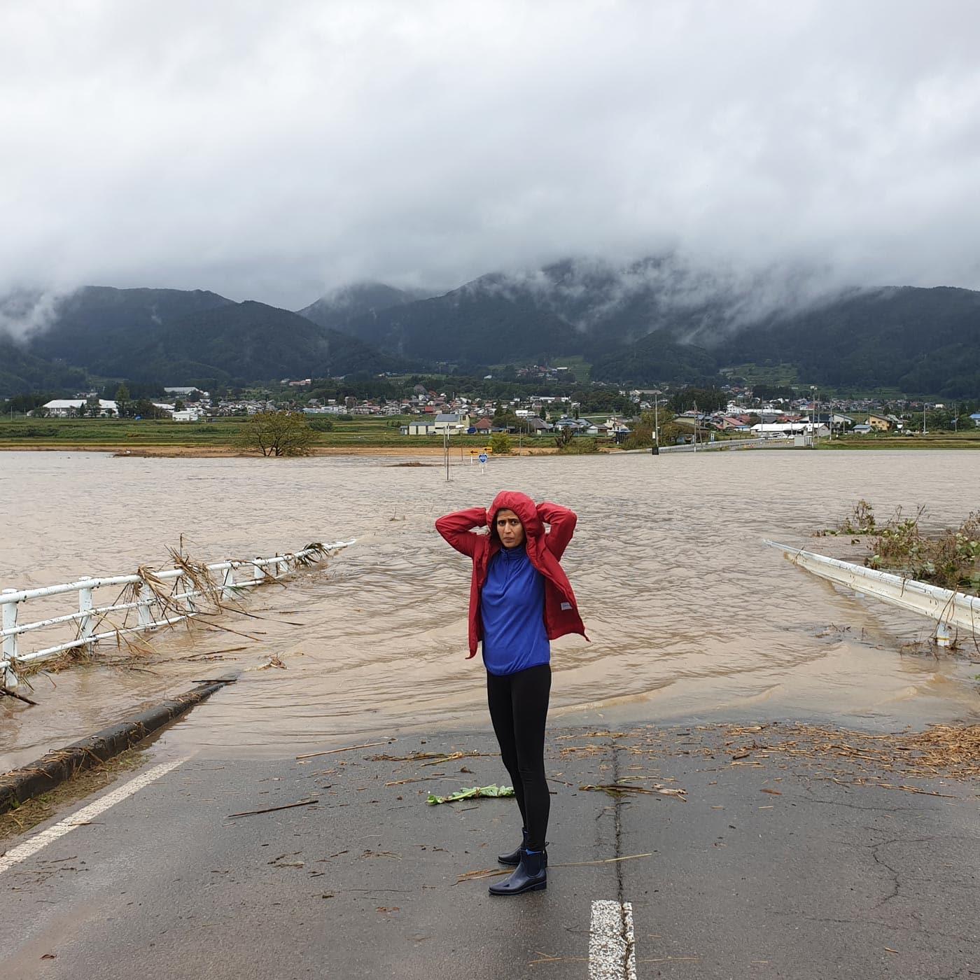 Japan mit Baby: Supertaifun überstanden // HIMBEER