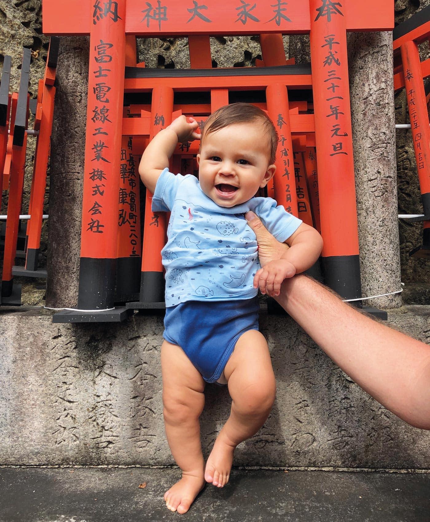 Oh yeah Baby: Emil hat Spaß auf der Japanreise // HIMBEER