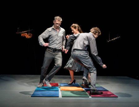 Klangquadrat: Theater für Kleinkinder