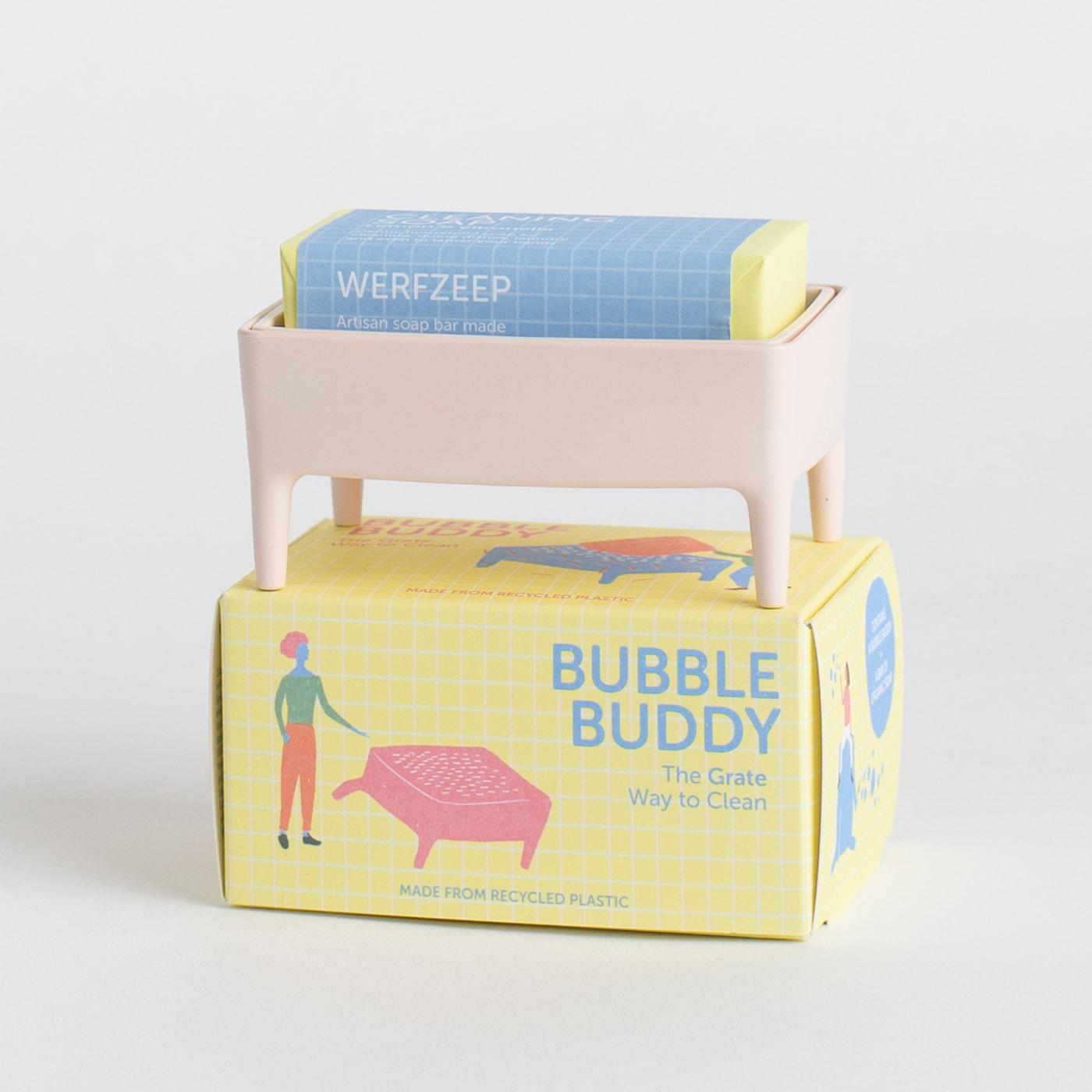 Lieblingssachen für Familien: Nachhaltiger Seifenspender Babble Buddy // HIMBEER