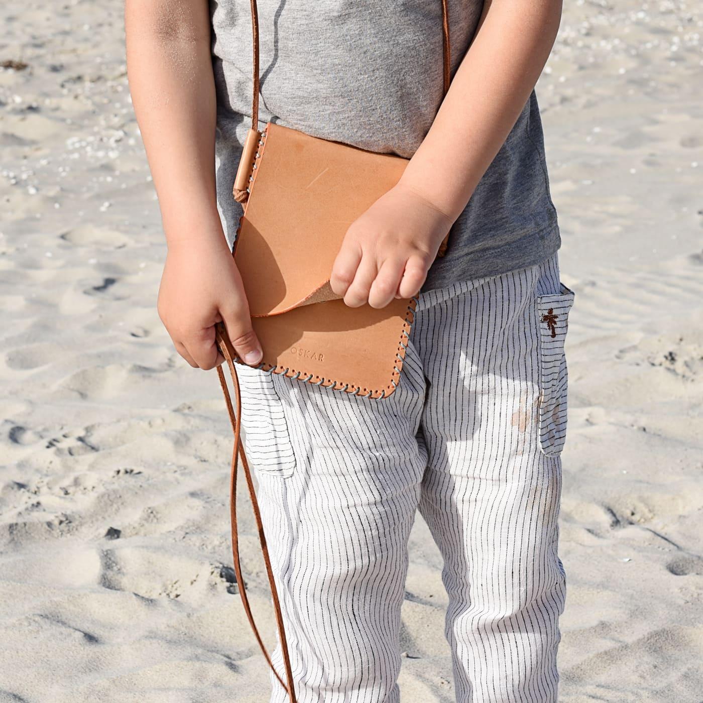 Schönes Geschenk für Kinder: Kindertaschen von lapaporter // HIMBEER