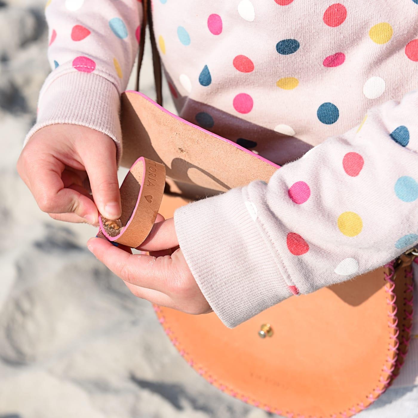 Schönes langlebiges Geschenk für Kinder: Kindertaschen von lapaporter // HIMBEER