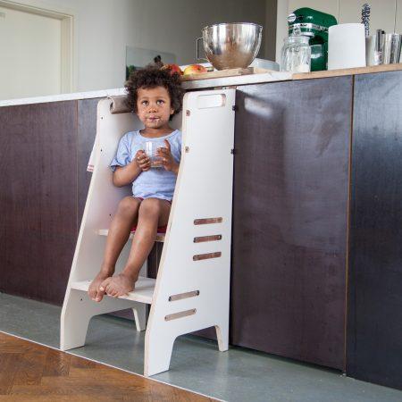 Lieblingssachen für Familien: Lernturm CARL von PRINZENKINDER // HIMBEER