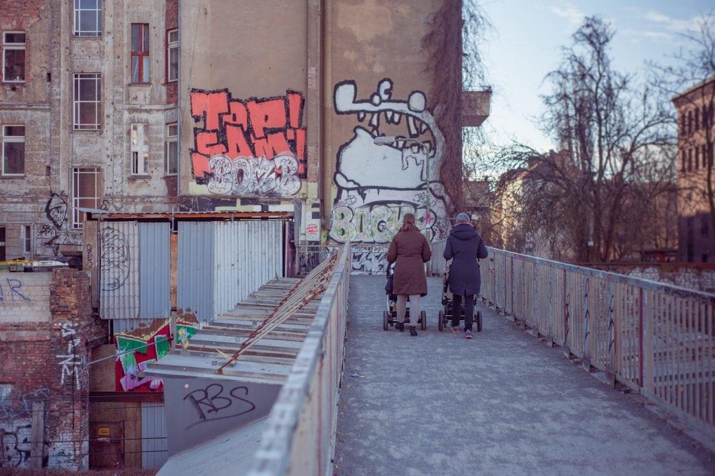 Mini-Tipps: In Berlin mit Baby und Kleinkind spazieren // HIMBEER