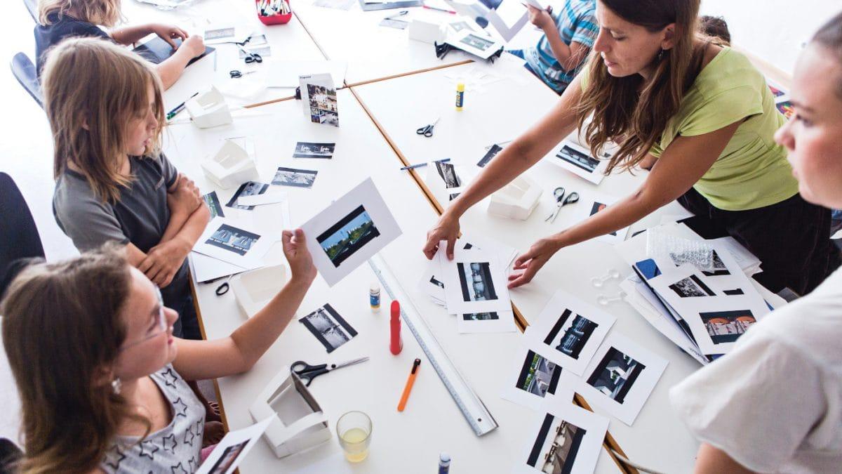 Fotoworkshop für Kinder // HIMBEER