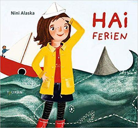 Kinderbuch-Tipp: Haiferien von Nini Alaska // HIMBEER