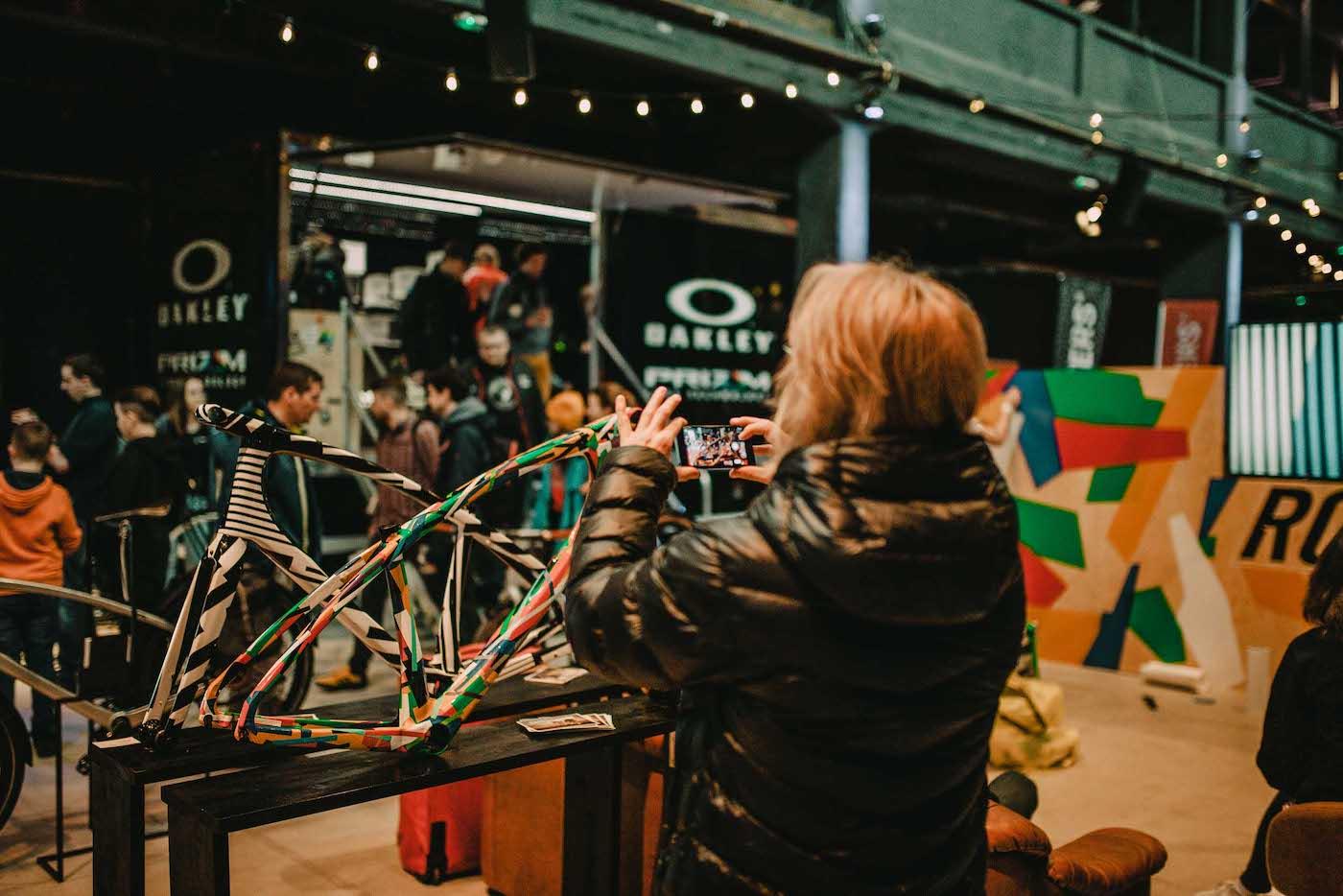 Fahrradmesse für Familien mit Kindern in Berlin // HIMBEER