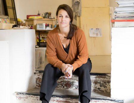 Kunsttherapeutin Hannah Elsche // HIMBEER
