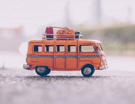 Packliste für Autofahrten – Reisen mit Kindern // HIMBEER