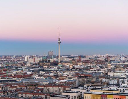Berlin Überblick Bezirke Gutscheinaktion Helfen.Berlin //HIMBEER