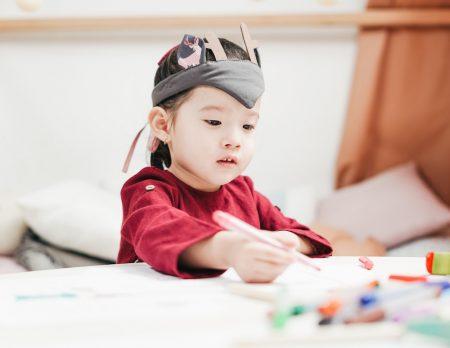 DIY-Sets zum Bestellen, Basteln für zu Hause mit Kindern // HIMBEER