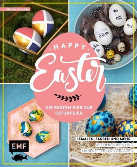 Happy Easter mit tollen Ideen rund um Ostern // HIMBEER