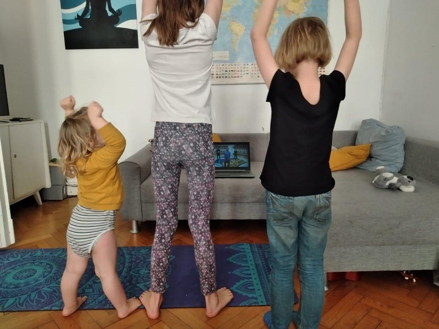 Homeoffice mit Kindern und Homeschooling // HIMBEER