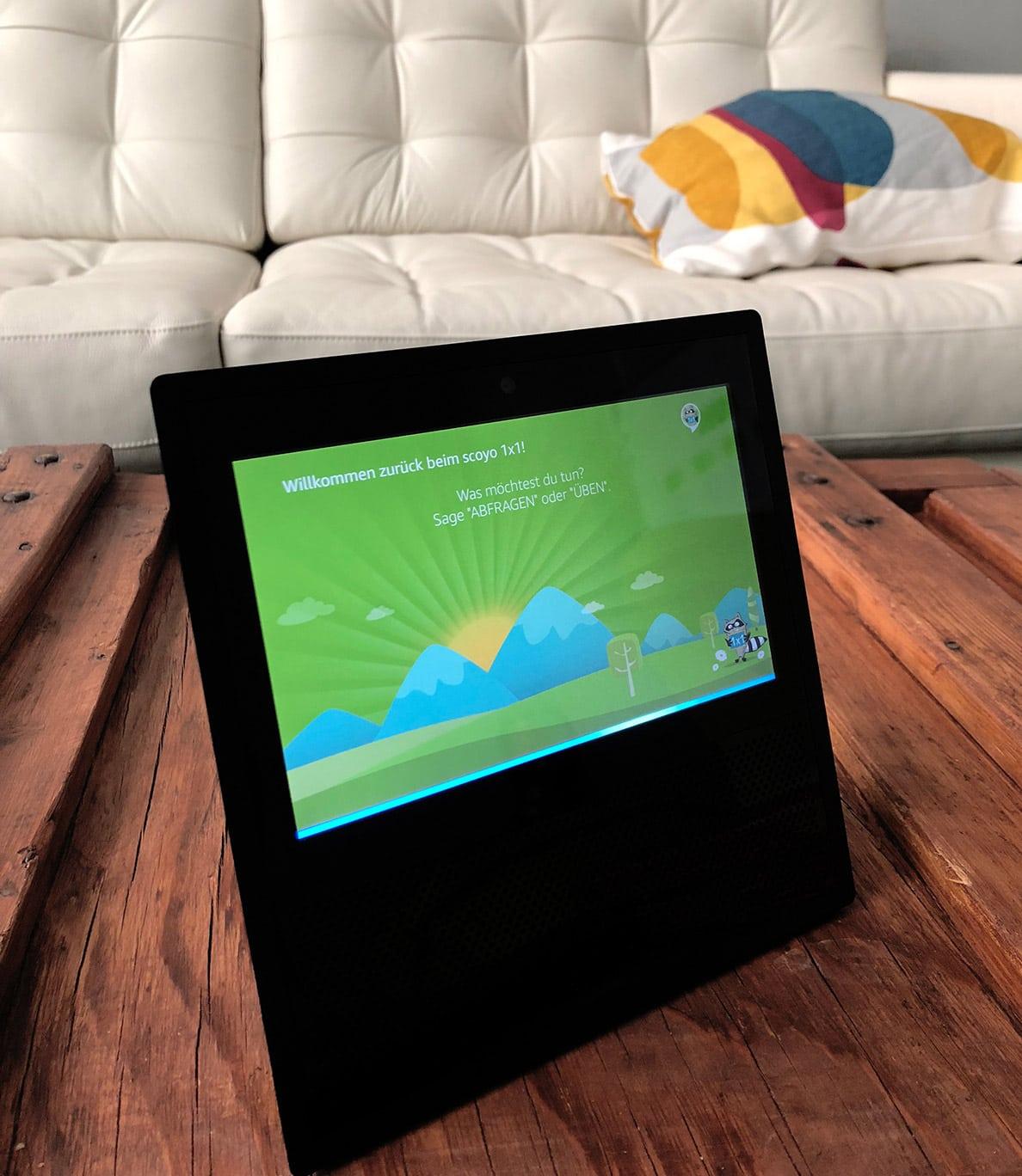 Lernen im Homeschooling – Lernprogramme, Apps, Sendungen: Scoyo // HIMBEER