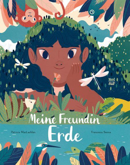 Kinderbuch zu Klimawandel und Umweltschutz: Meine Freundin Erde // HIMBEER