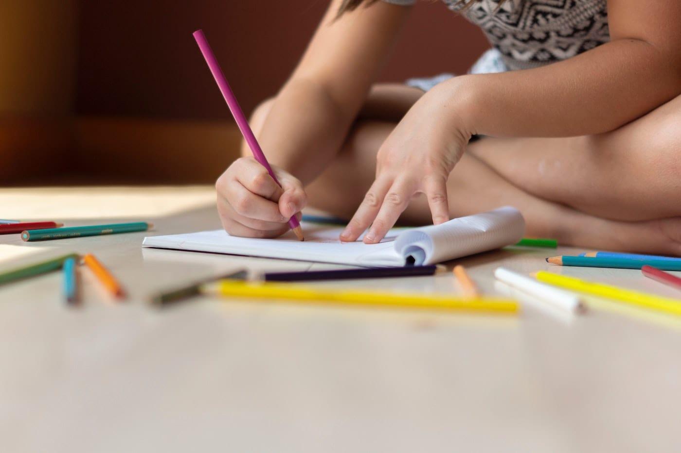 Einfache Spiele mit Stift und Papier // HIMBEER
