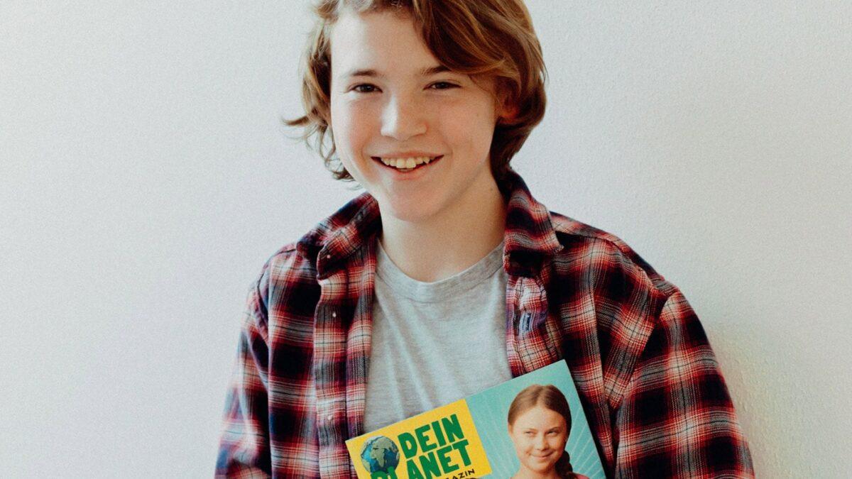 Geschenkidee für Teenager:Zeitschriftenabo für Teens // HIMBEER
