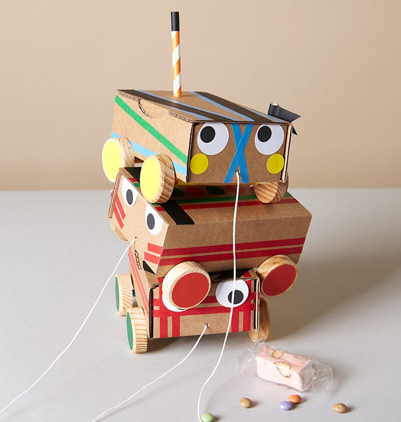 DIY-Sets für Kinder von wlkmndys // HIMBEER