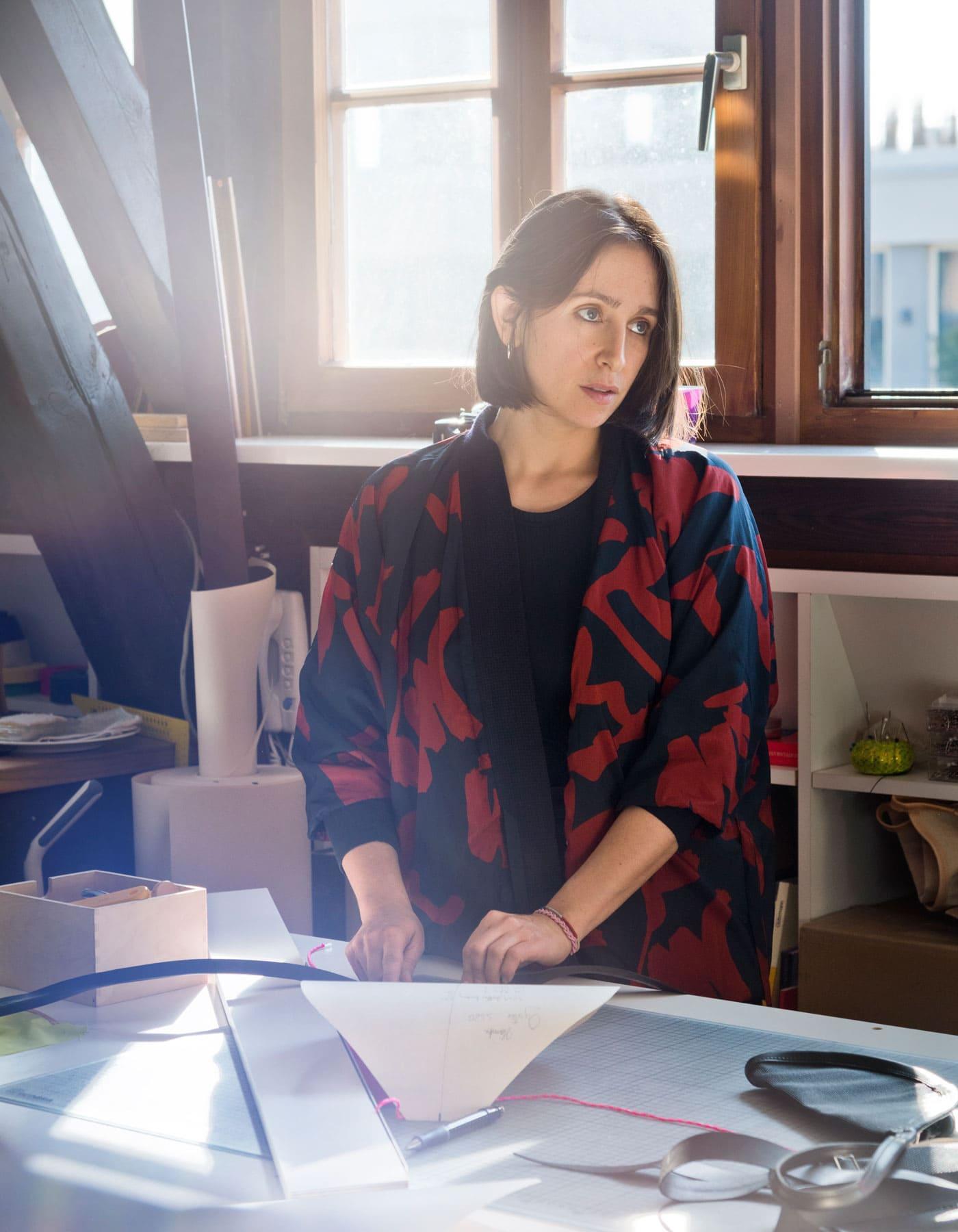 Taschen-Atelier von Nora Hänska // HIMBEER