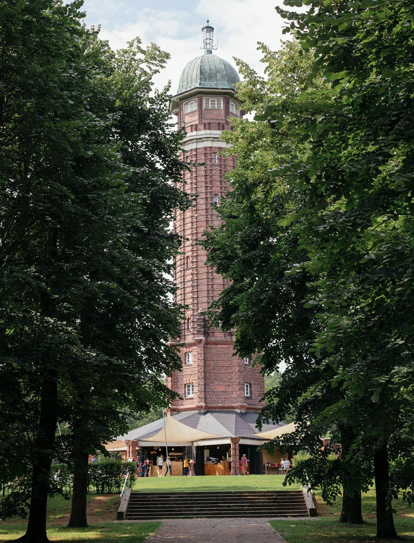 Ausflug mit Kindern in Berlin: Jungfernheide – Wasserturm // HIMBEER