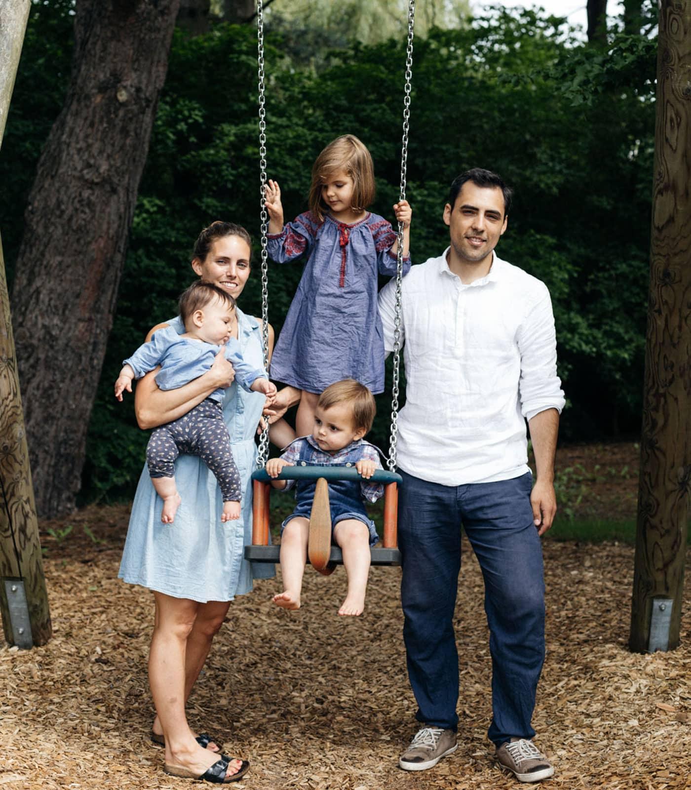 Familienausflug mit drei kleinen Kindern// HIMBEER