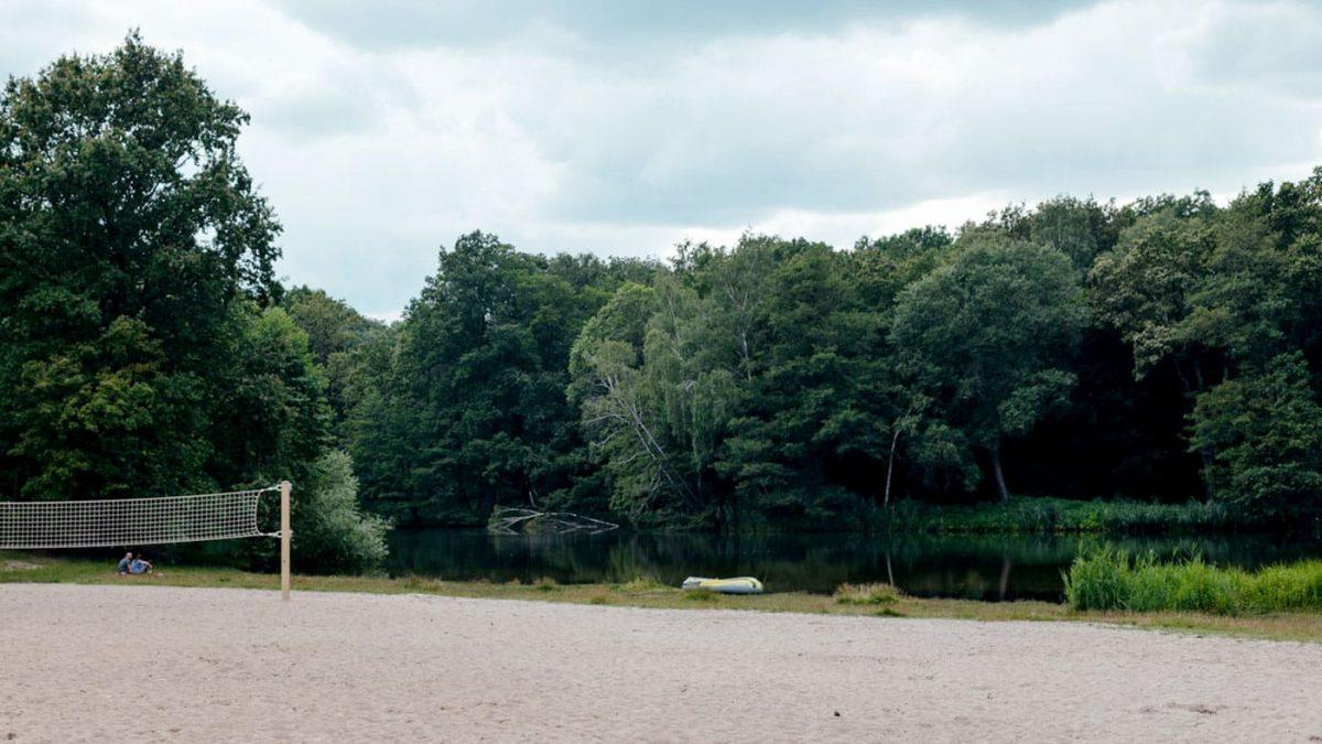 Ausflug mit Kindern in Berlin: Jungfernheide – Strandbad Jungfernheide // HIMBEER