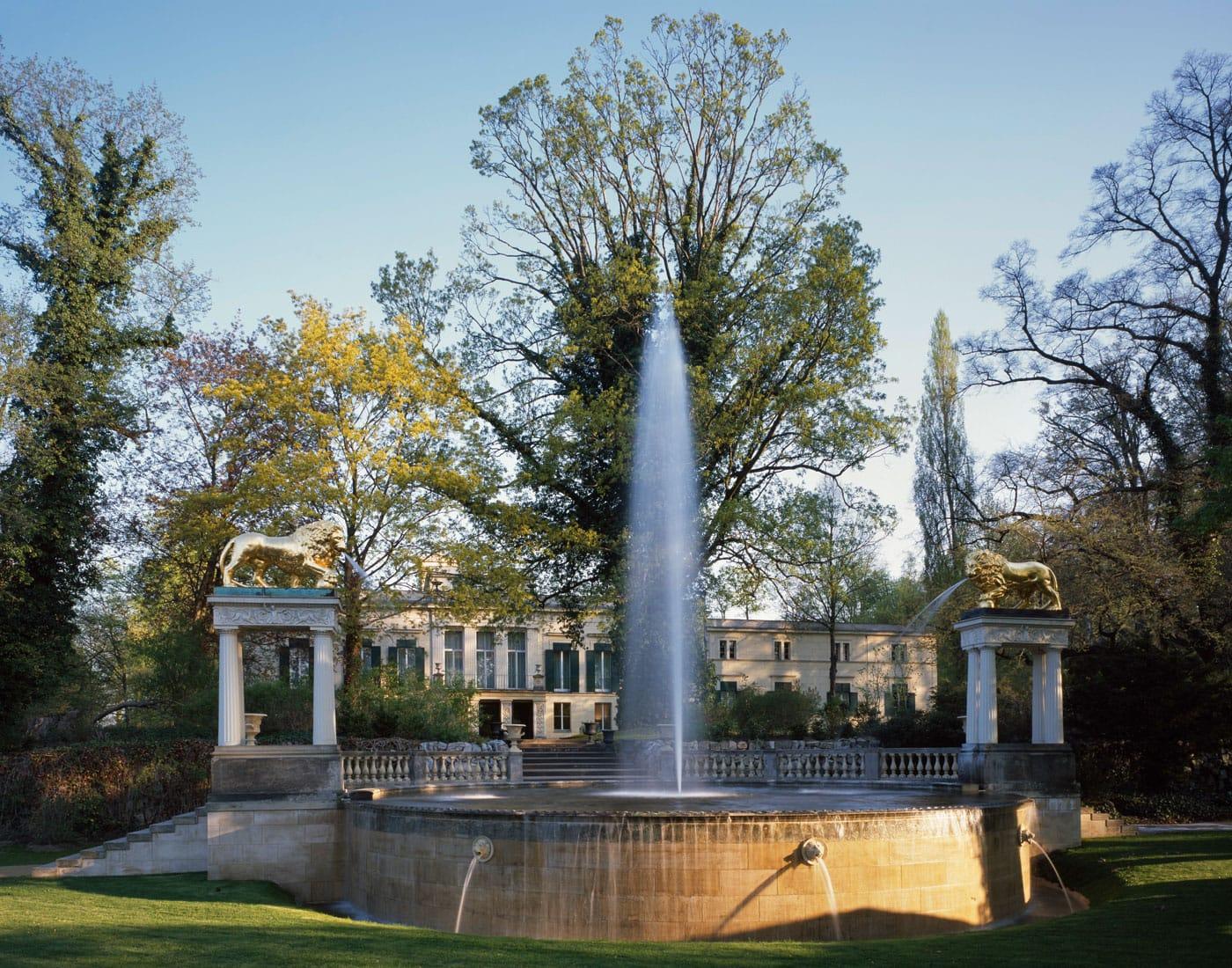 Ausflug an die Havel: Park Glienicke // HIMBEER