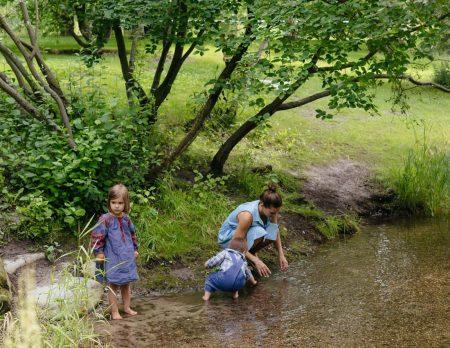 Ausflugsziel in Berlin mit Kindern: Britzer Garten // HIMBEER