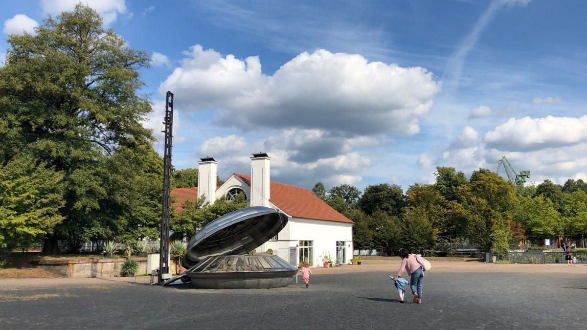 Familiengarten Eberswalde – tolles Ausflugsziel für Familien // HIMBEER