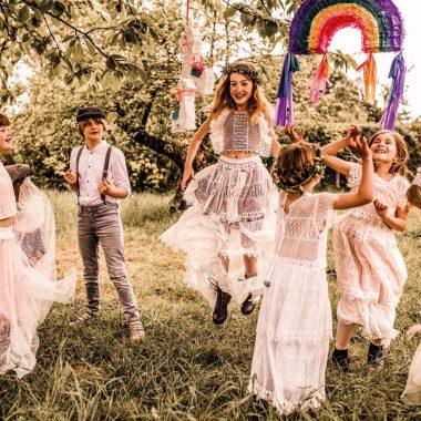 Mit Kindern feiern im Umland: Kinderspiele // HIMBEER