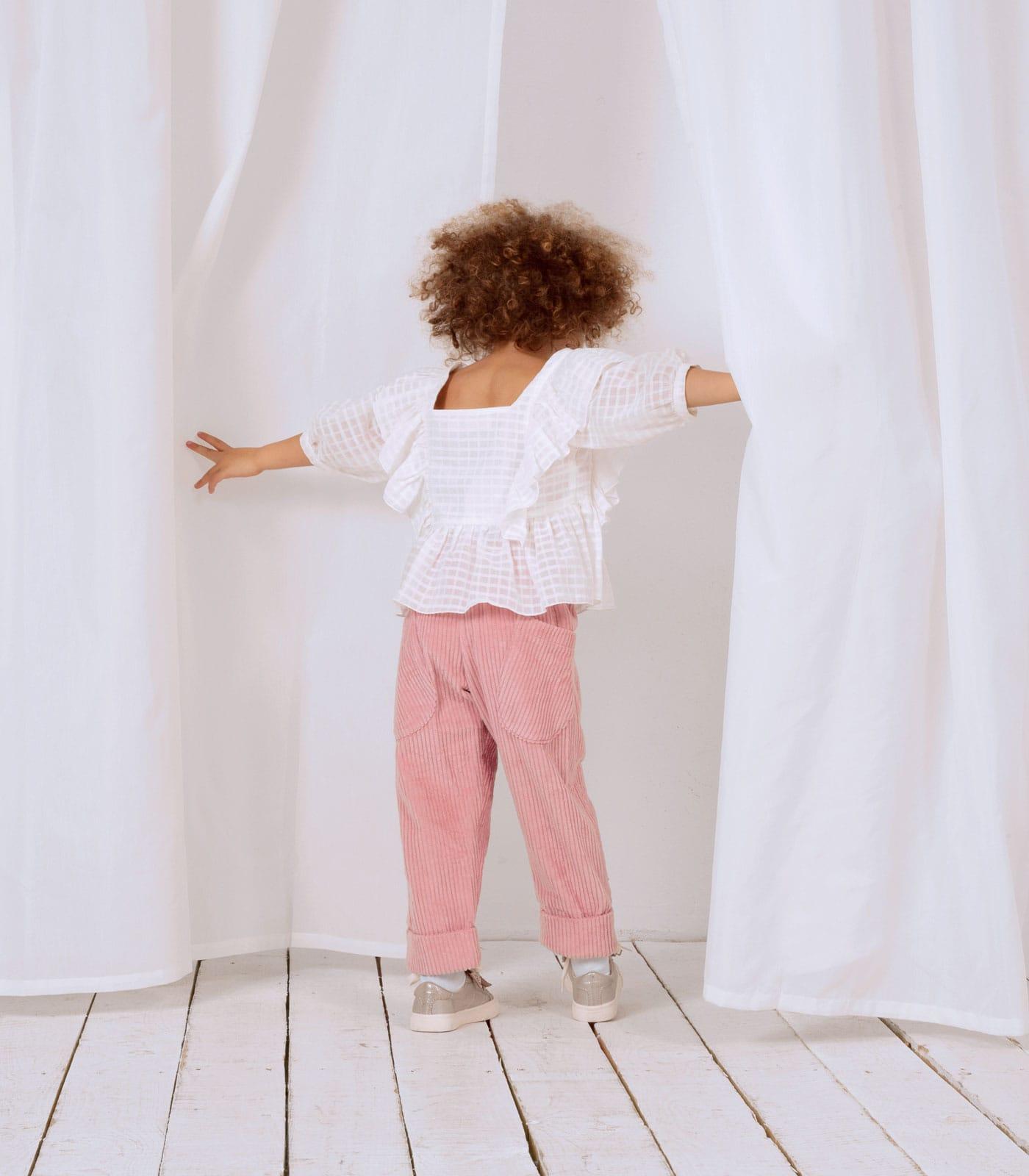Nähanleitung für Kinder-Cordhose // HIMBEER