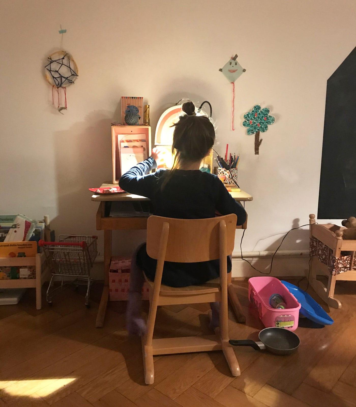 Kinderzimmer-Stimmung // HIMBEER