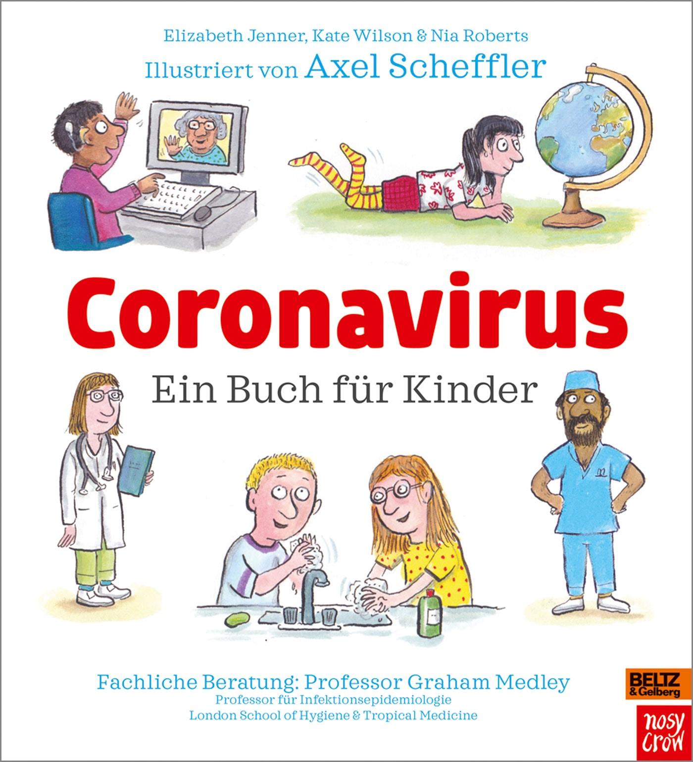Corona Virus Für Kinder Erklärt