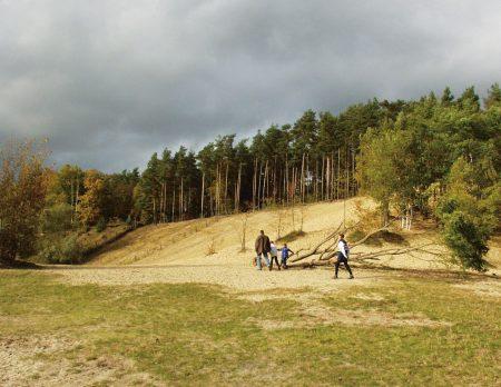 Sandgrube im Grunewald Berlin – Ausflug mit Kindern // HIMBEER