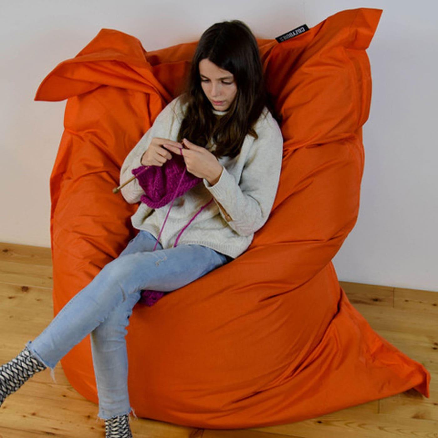 Sitzsack für Kinder und Teenager im Test // HIMBEER