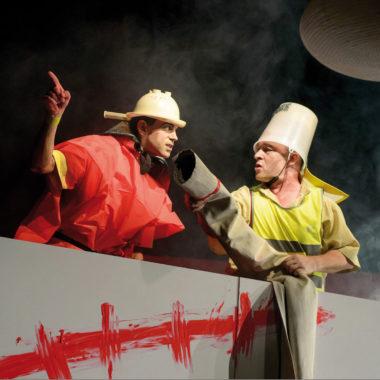 Digitale Angebote vom ATZE Musiktheater Berlin // HIMBEER