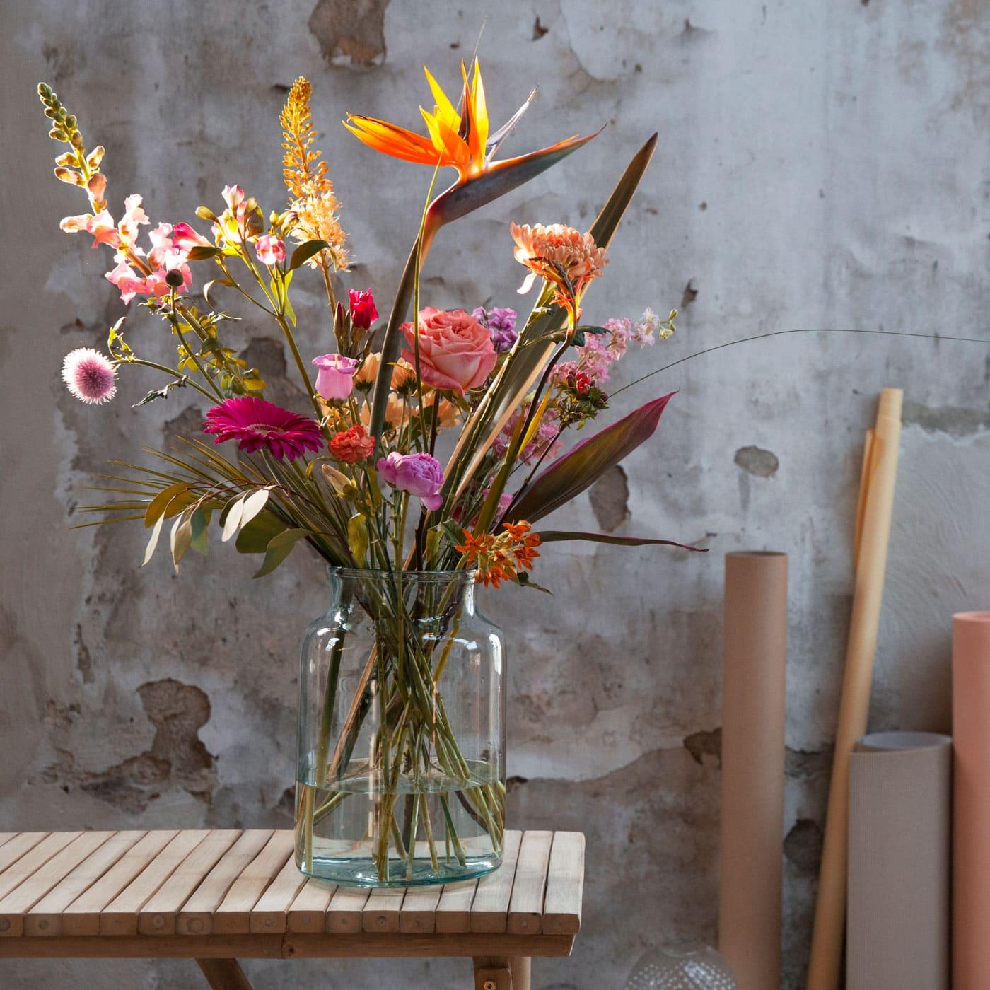 Geschenk zum Muttertag; Blumenabo von Bloomon // HIMBEER
