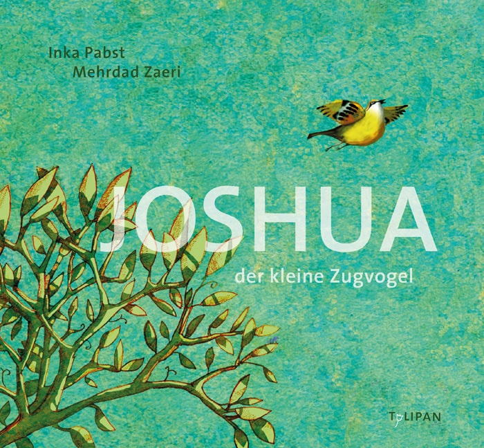 Andere Welt erlesen – Kinderbuchtipp: Joshua, der kleine Zugvogel // HIMBEER
