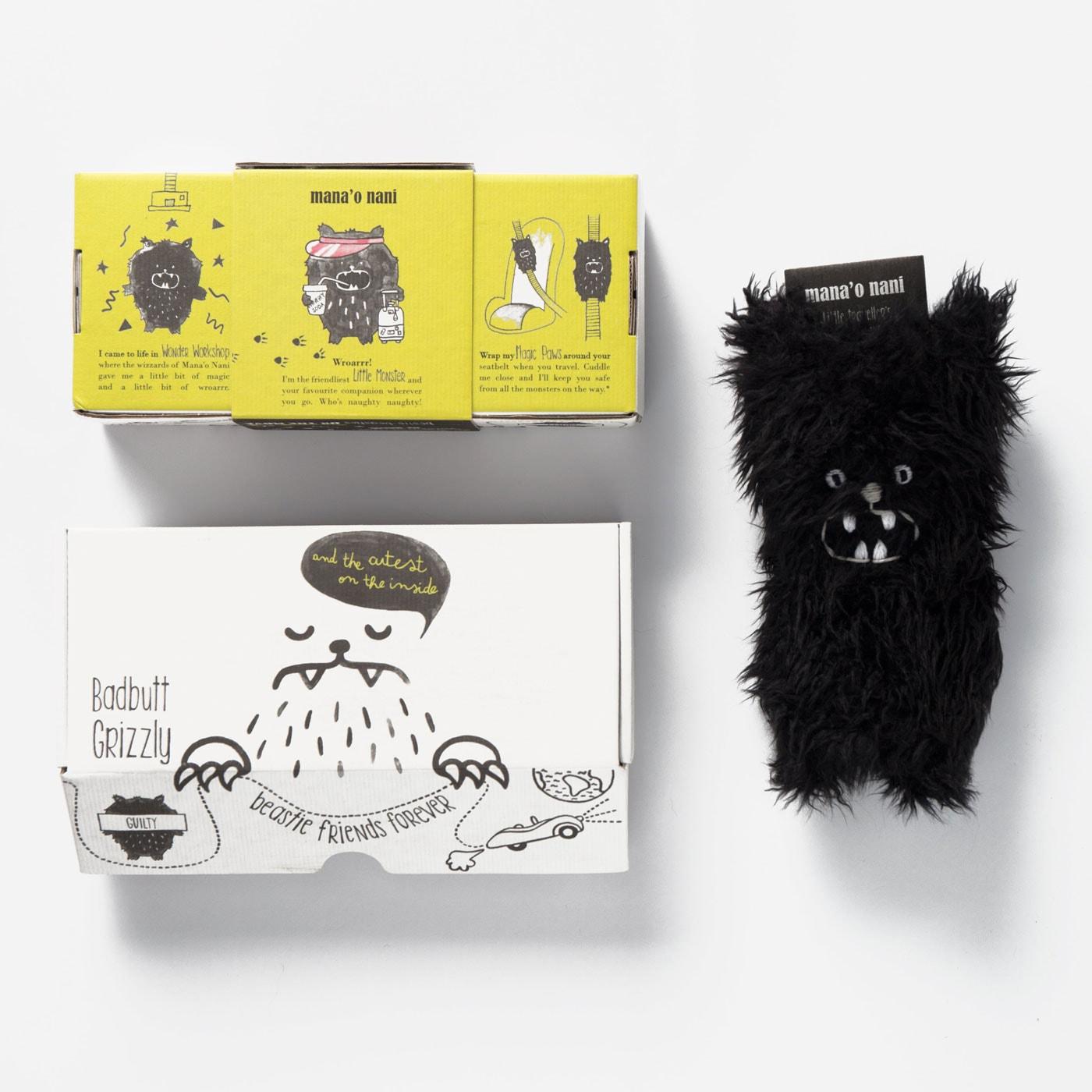 Lieblingssachen für Kinder: Magnet-Tier // HIMBEER