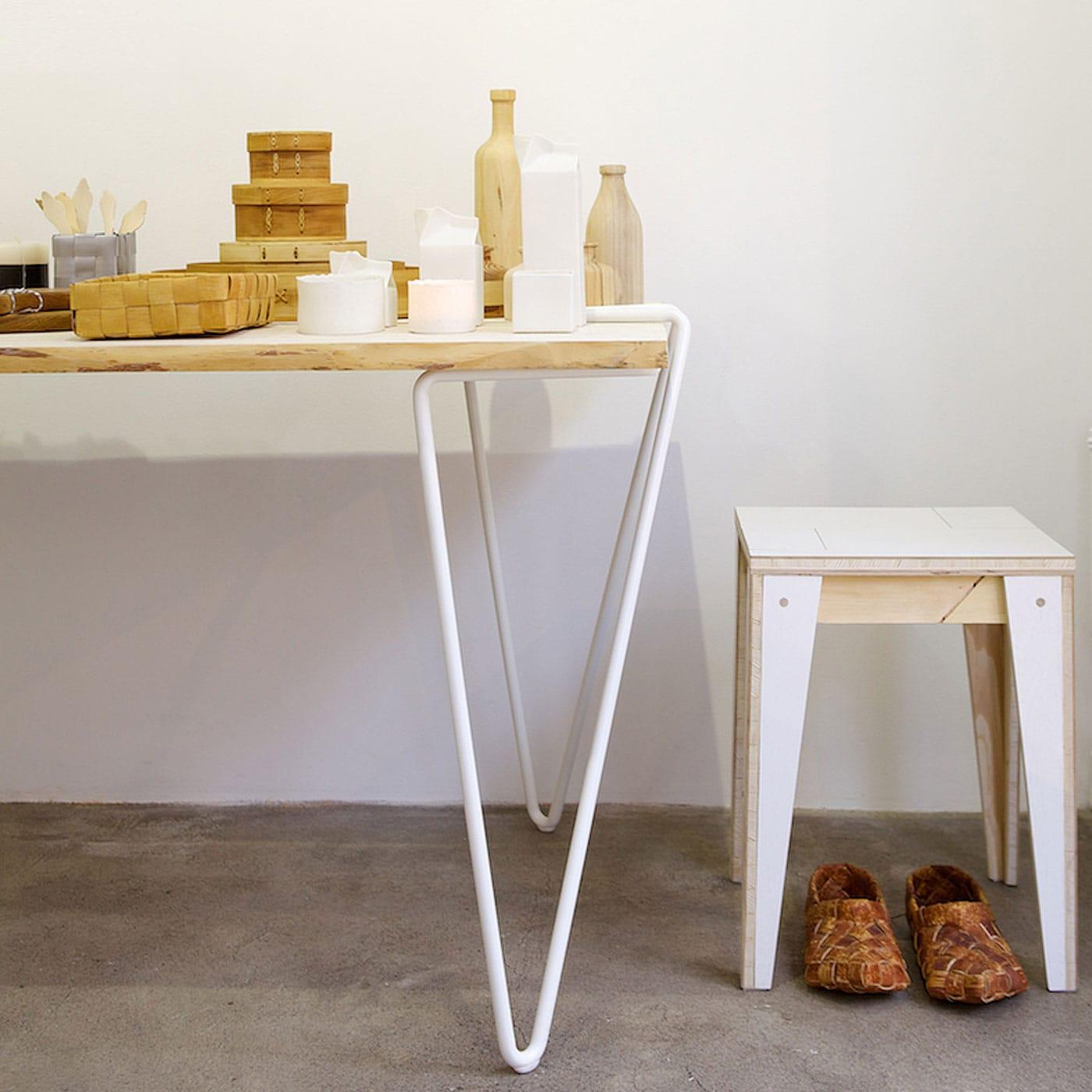 Lieblingssachen für Familien: Tick Tischgestell – schlaues Design // HIMBEER